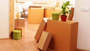 Service Area of Charvee Packers and Movers